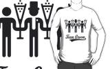 Bachelor-tshirts