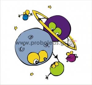 Προσκλητήριο διάστημα πλανήτες